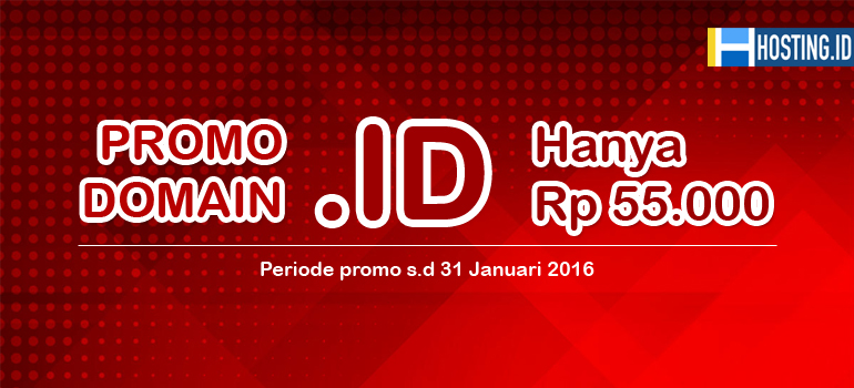 Promo domain id hostingid - home banner