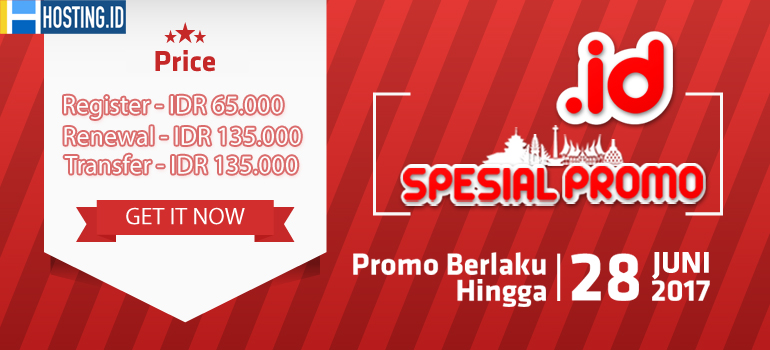 promo domain ID home juni 2017